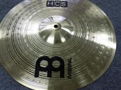 "MEINL CYMBALS & PERCUSSION Cymbal HCS 18"" CRASH"